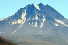 Erciyes dağında Allah yazısı