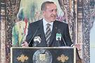 Erdoğan tercümanın canına okudu