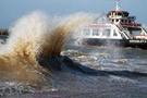 Lodos deniz ulaşımını vurdu!