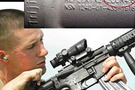 Coninin silahında İsadan mesaj var