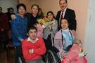 Marmara Üniversitesi engellileri ağırladı