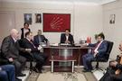 Başkan'dan siyasi partilere ziyaret