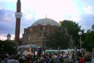 Camiye silahlı saldırı düzenlendi