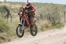 Dakar rallisinde kötü derece