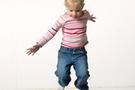 Zıplayan çocuklar daha sağlıklı