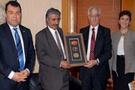 Anadolu Üniversitesi'ne işbirliği ziyareti