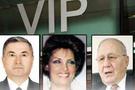 Paşa eşini eski bakan ile VIP'te bastı!
