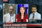 Cumhuriyet yazarının freni boşaldı (video)