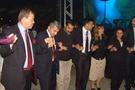 Mersin'de gül festivali yapıldı