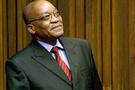 Devlet Başkanı Zuma: AISD değilim!