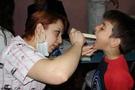 Düzceli öğrencilere diş taraması