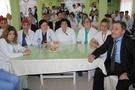 Devlet hastanesine ödül denetlemesi