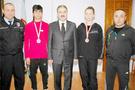 Türkiye ikincisi Kick Boksçulara ödül