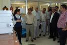 Nizip'te gıda laboratuvarı açıldı