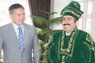 Güney Kazakistan Valisi Konya'da