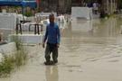 Van'da yağmur ve dolu etkili oldu