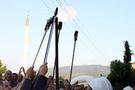 Beşbinevler'de ilk doğalgaz ateşlendi