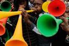 Vuvuzela'ya Türk ayarı