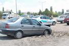 Mucur'da trafik kazası:4 yaralı