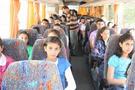 'Gönül Köprüsü' öğrencileri Zonguldak'ta