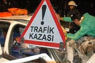 Trafik canavarı Ankara'da can aldı