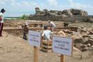 Kubadabad Sarayları tarihe ışık tutuyor