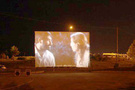 Rize'de 30 yıl sonra açık hava sineması