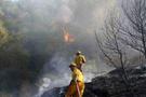 İzmir'deki yangın yayılıyor