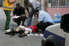 Kadıköy'de sokak ortasında vuruldu