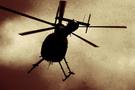 Maça helikopter molası
