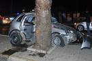 Ehliyetine el konulan kız kaza yaptı: 2 ölü!