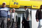 Bartın'da PTT Bank açıldı