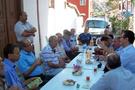 Amasya'da polisten huzur toplantısı