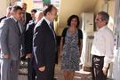 Antalya valisi 'çardak' istemedi