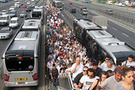 Bu pazar İstanbul'da trafik duracak!