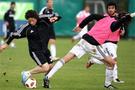 Fatih Tekke antreman golcüsü