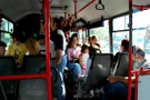 Otobüste herkes uyuduğunu zannetti