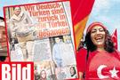 Almanya 40 bin Türk'ü manşete taşıdı
