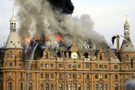 İşte Haydarpaşa'daki yangının nedeni