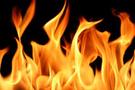Eski spor yazarı yangında öldü