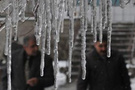 Ankara'da ulaşıma kar engeli