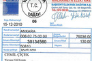 Cemil Çiçek'e Kürtçe elektrik faturası