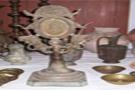 Kolilenmiş 312 parça tarihi eser