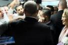 Fransız Dışişleri Bakanı Gazze'ye saldırıya uğradı