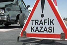 AK Partili il başkanı kaza yaptı