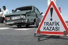 Van'da polis aracı devrildi: 5 yaralı