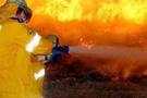 Sınırdaki yangını Suriye mi çıkardı?