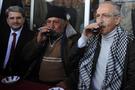 Kılıçdaroğlu'nun vatandaşla çay keyfi