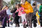 Eti Mersin'e kar yağdırdı!