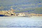 Savaş gemileri Çanakkale Boğazı'nda!